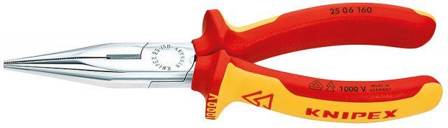 ALICATE 1000V 160mm PRESION SEMI-RED.RECTO