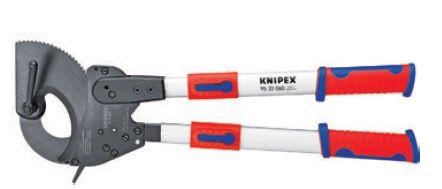 CORTACABLES CARRACA 100MM KNIPEX