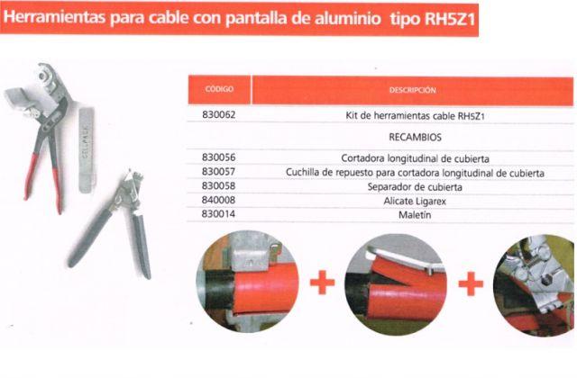 PELADORA KIT FLM20 CABLE RH5Z1 MT