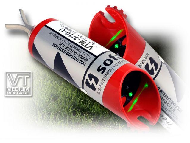 DETECTOR ELECT.EXT.INT.VTM-10-30KV OPTICO/ACUSTICO
